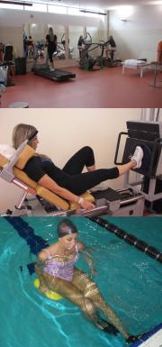 palestre per attività di riabilitazione