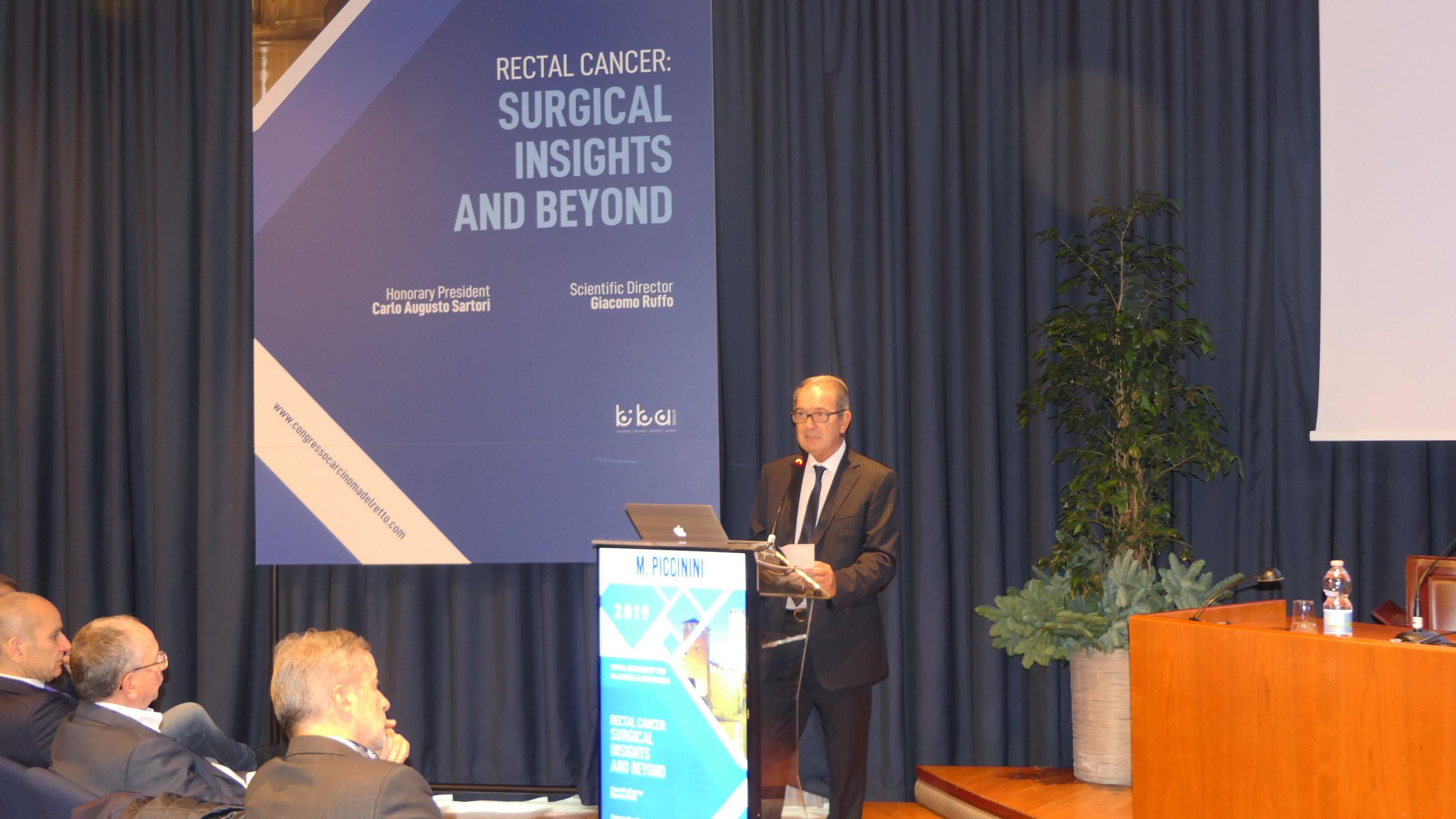 Mario Piccinini amministratore delegato IRCCS Ospedale Sacro Cuore Don Calabria