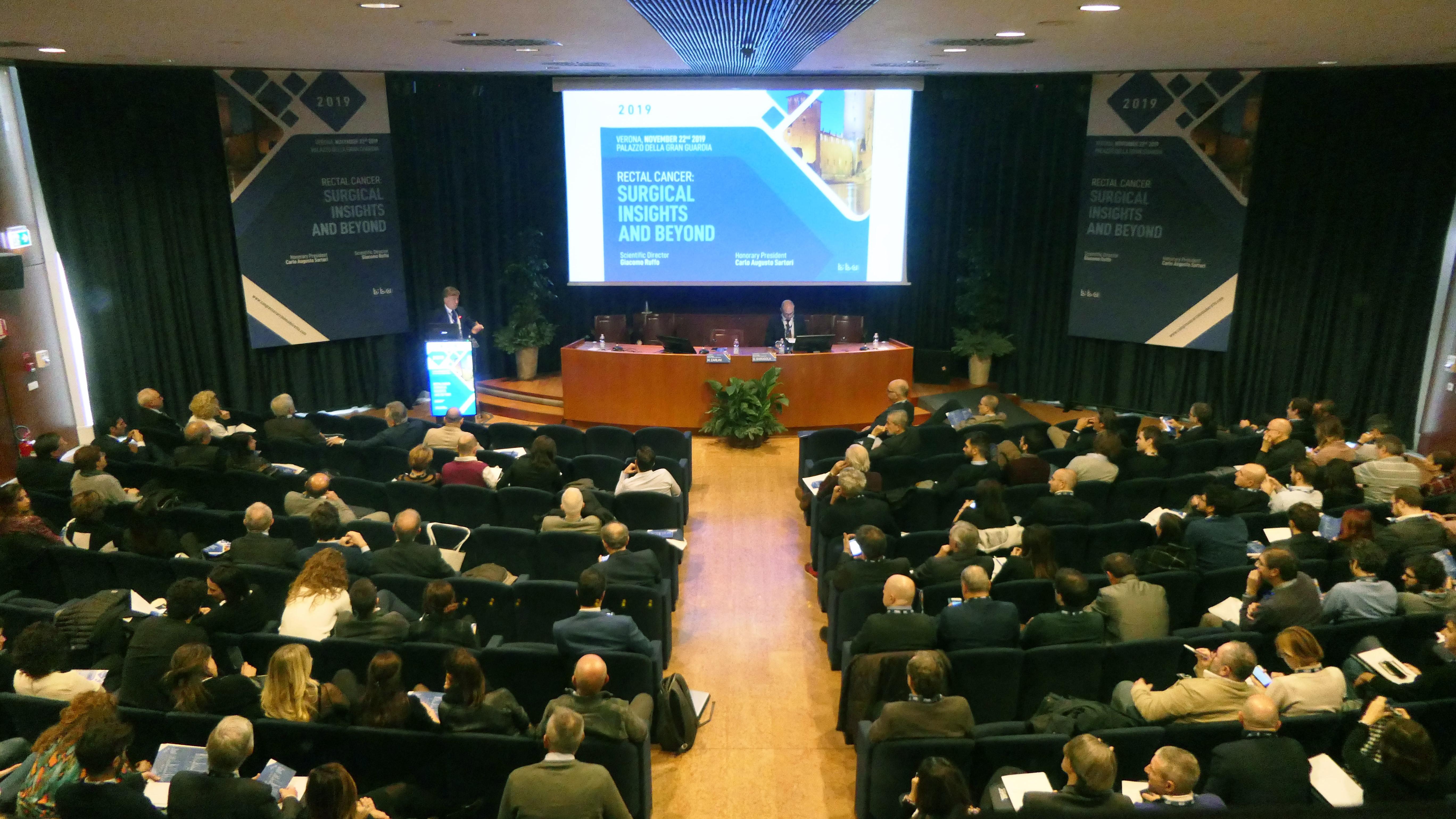 Congresso chirurgia del retto IRCCS Ospedale Sacro Don Calabria di Negrar