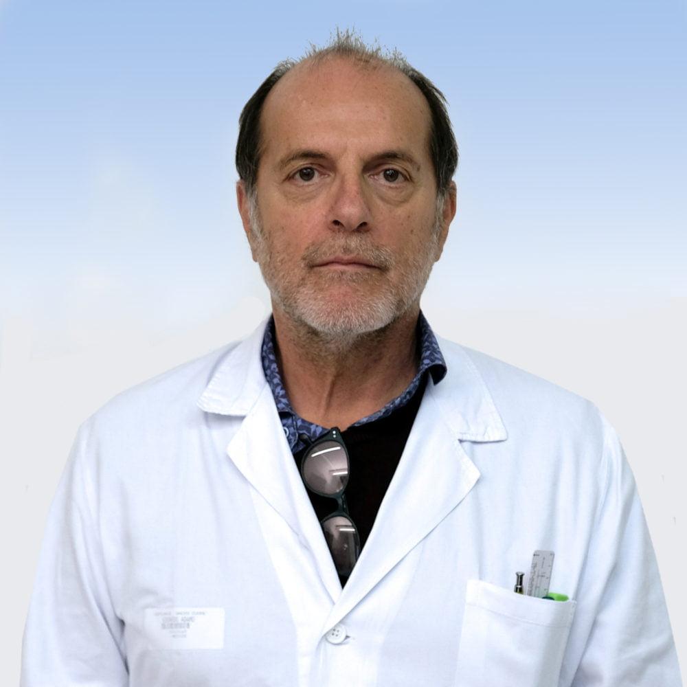 Dottor Edoardo Adamo, cardiologo IRCCS Ospedale Sacro Cuore Don Calabria di Negrar