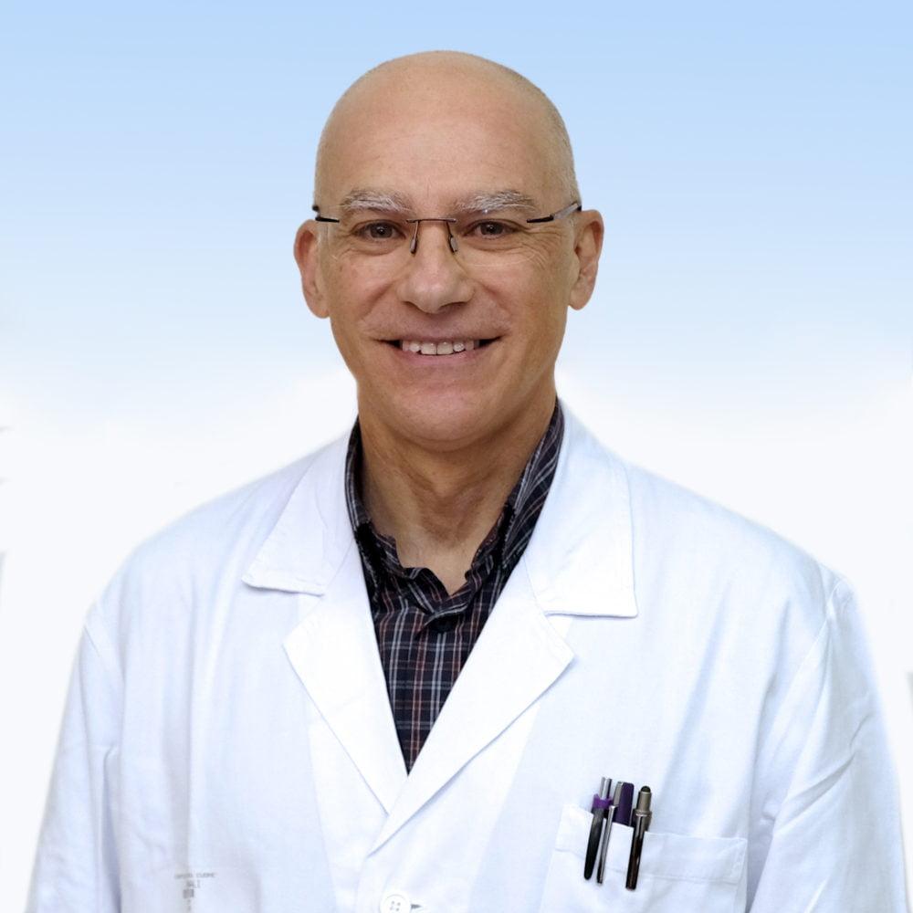 Dottor Guido Canali, cardiologo dell'IRCCS Ospedale Sacro Cuore Don Calabria di Negrar