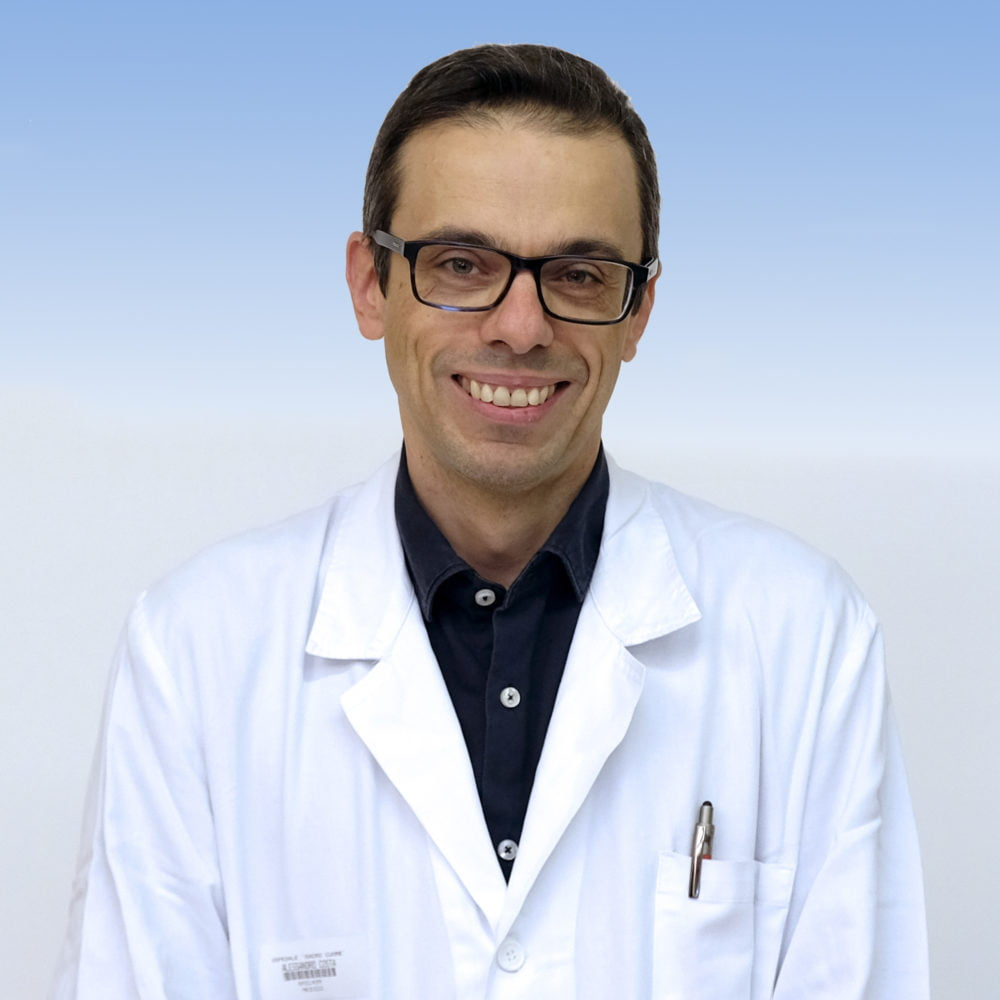 Dotto r Alessandro Costa, cardiologo IRCCS Ospedale Sacro Cuore Don Calabria di Negrar