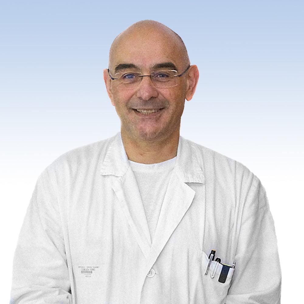 Dottor Gianluca Ferri, cardiologo IRCCS Ospedale Sacro Cuore Don Calabria di Negrar