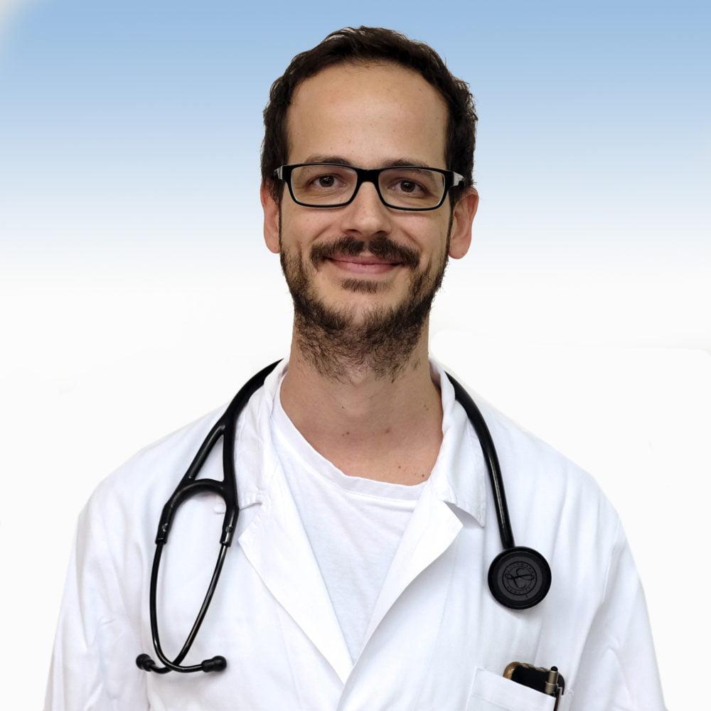 Luca Ghiselli, cardiologo IRCCS Ospedale Sacro Cuore Don Calabria di Negrar