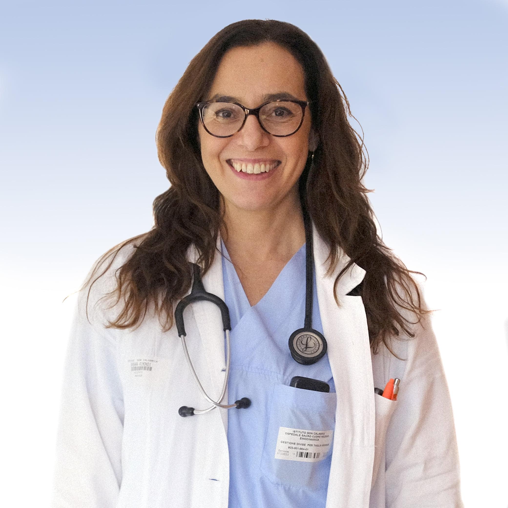 Laura Lanzoni, cardiologa IRCCS Ospedale Sacro Cuore Don Calabria di Negrar