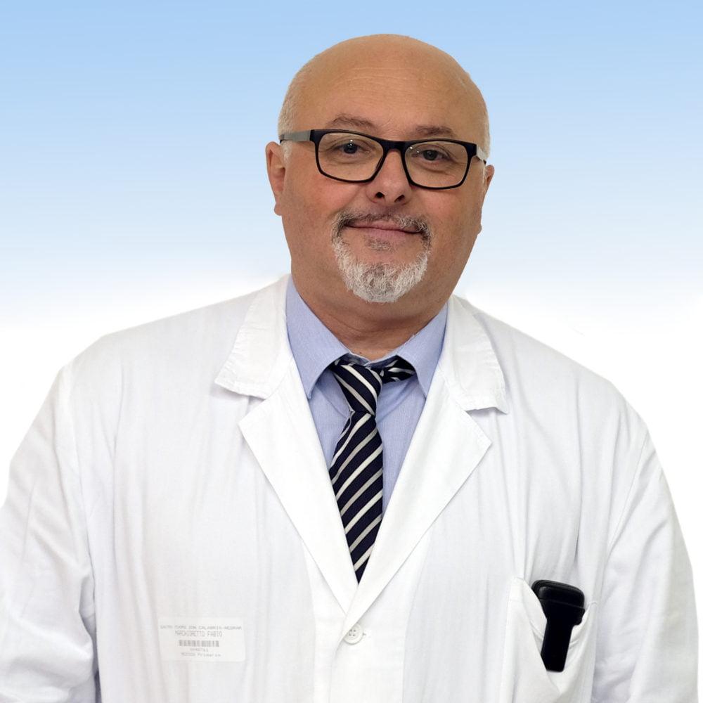 Dottor Fabio Marchioretto, neurologo IRCCS Ospedale Sacro Cuore Don Calabria di Negrar