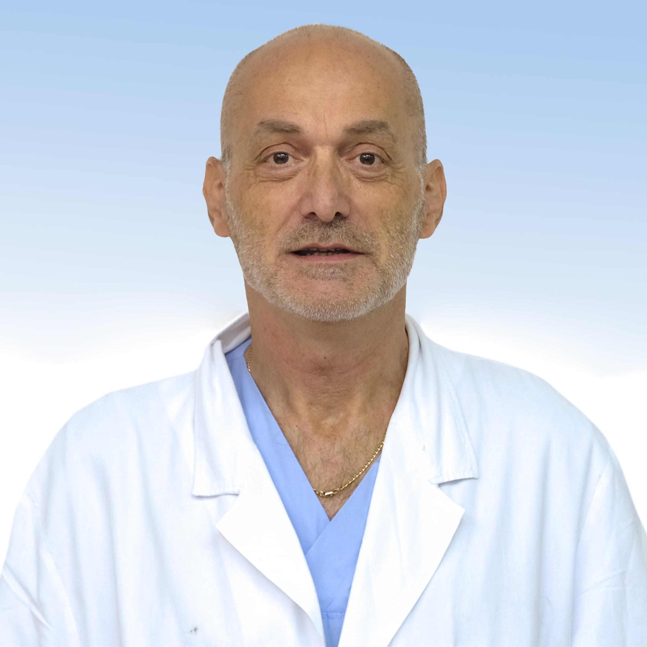 Dottor Giulio Molon, cardiologo IRCCS Ospedale Sacro Cuore Don Calabria di Negrar