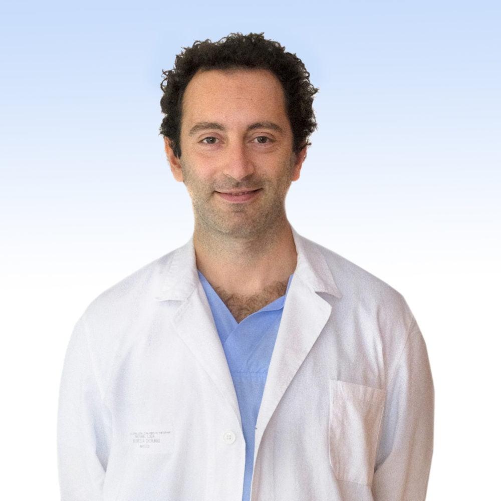 Dottor Luca Padovani ortopedico IRCCS Ospedale Sacro Cuore Don Calabria di Negrar