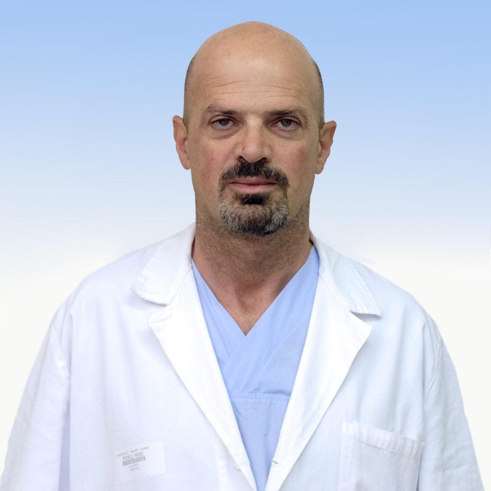 Dottor Michele Pavoni, ortopedico IRCCS Ospedale Sacro Cuore Don Calabria di Negrar