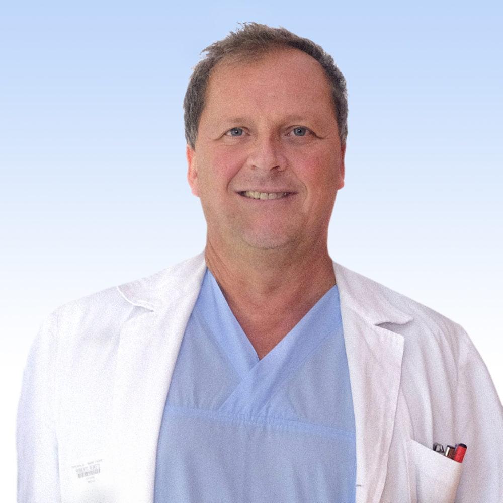 Dottor Regnoto Roberto, ortopedico, IRCCS Ospedale Sacro Cuore Don Calabria di Negrar