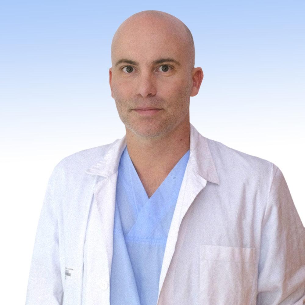 dottor Nicola Rossi, ortopedico IRCCS Ospedale Sacro Cuore Don Calabria di Negrar