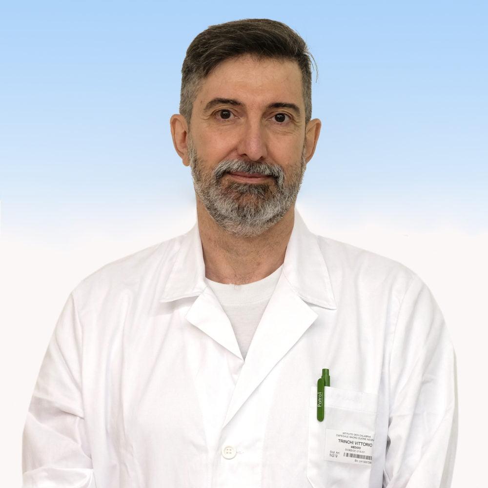 Dottor Vittorio Trinchi, ortopedico IRCCS Ospedale Sacro Cuore Don Calabria di Negrar