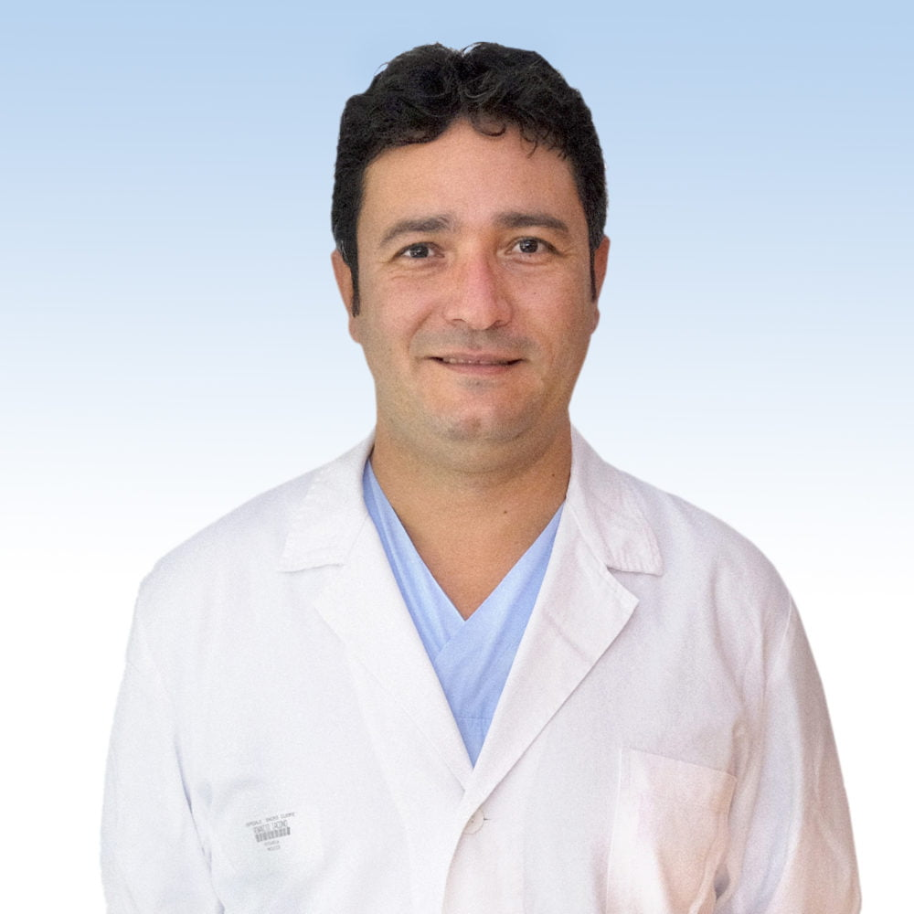 Dottor Venanzio Iacono, ortopedico IRCCS Ospedale Sacro Cuore Don Calabria di Negrar
