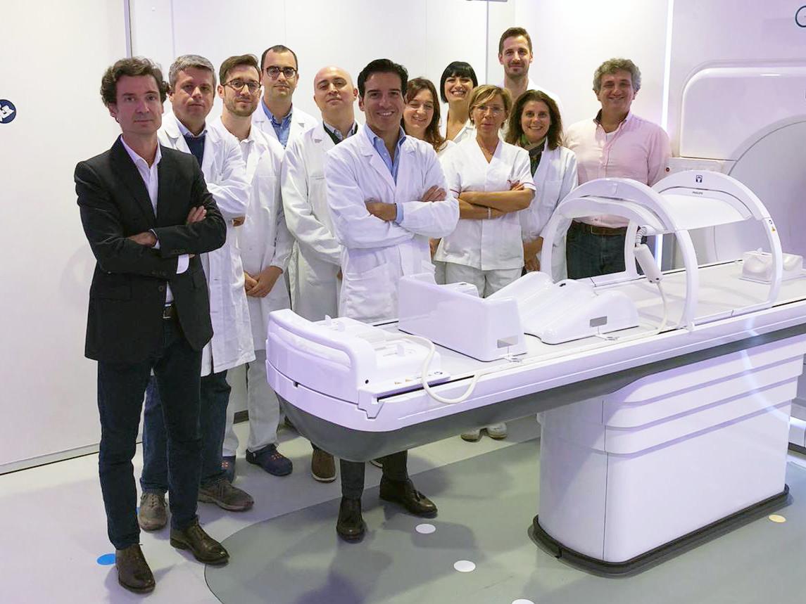 Radioterapia Oncologica Avanzata IRCCS Ospedale Sacro Cuore Don Calabria di Negrar