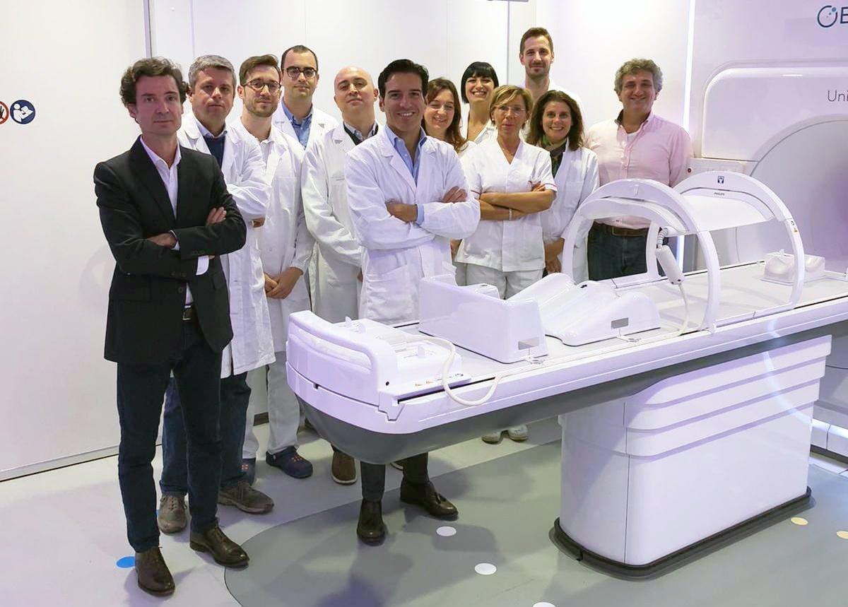 organi a rischio toxicity radioterapia prostata
