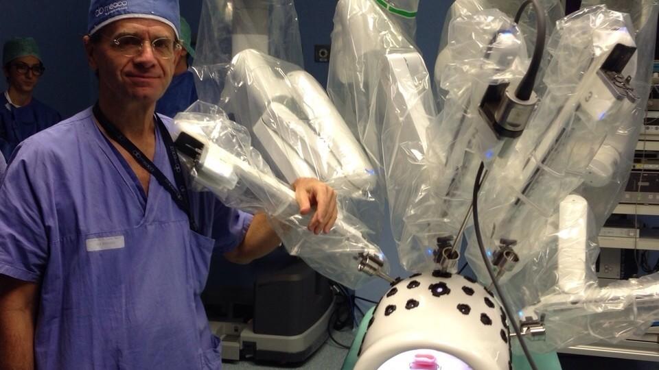 Stefano Cavalleri. direttore Urologia IRCCS Ospedale Sacro Cuore Don Calabria di Negrar