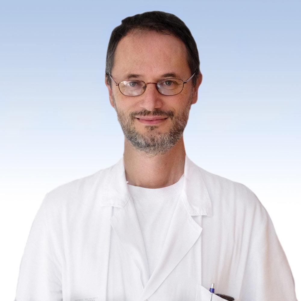 Andrea Angheben, infettivologo IRCCS Ospedale Sacro Cuore Don Calabria di Negrar