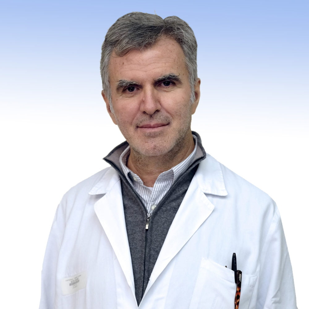 Guido Arcaro, direttore Dipartimento di Medicina Generale IRCCS Ospedale Sacro Cuore Don Calabria di Negrar