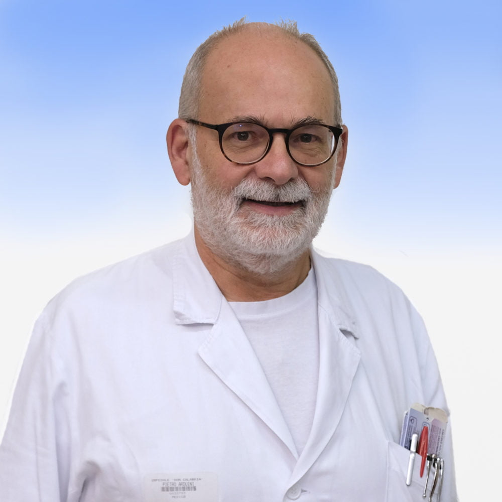 Carlo Arduini, geriatra Irccs Ospedale Sacro Cuore Don Calabria di Negrar