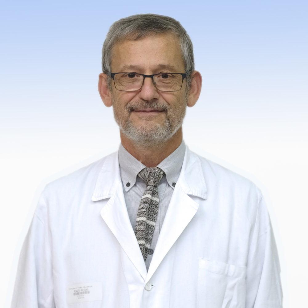 Renato Avesani, direttore Dipartimento di Riabilitazione e Servizio di Medicina Fisica e Riabilitativa