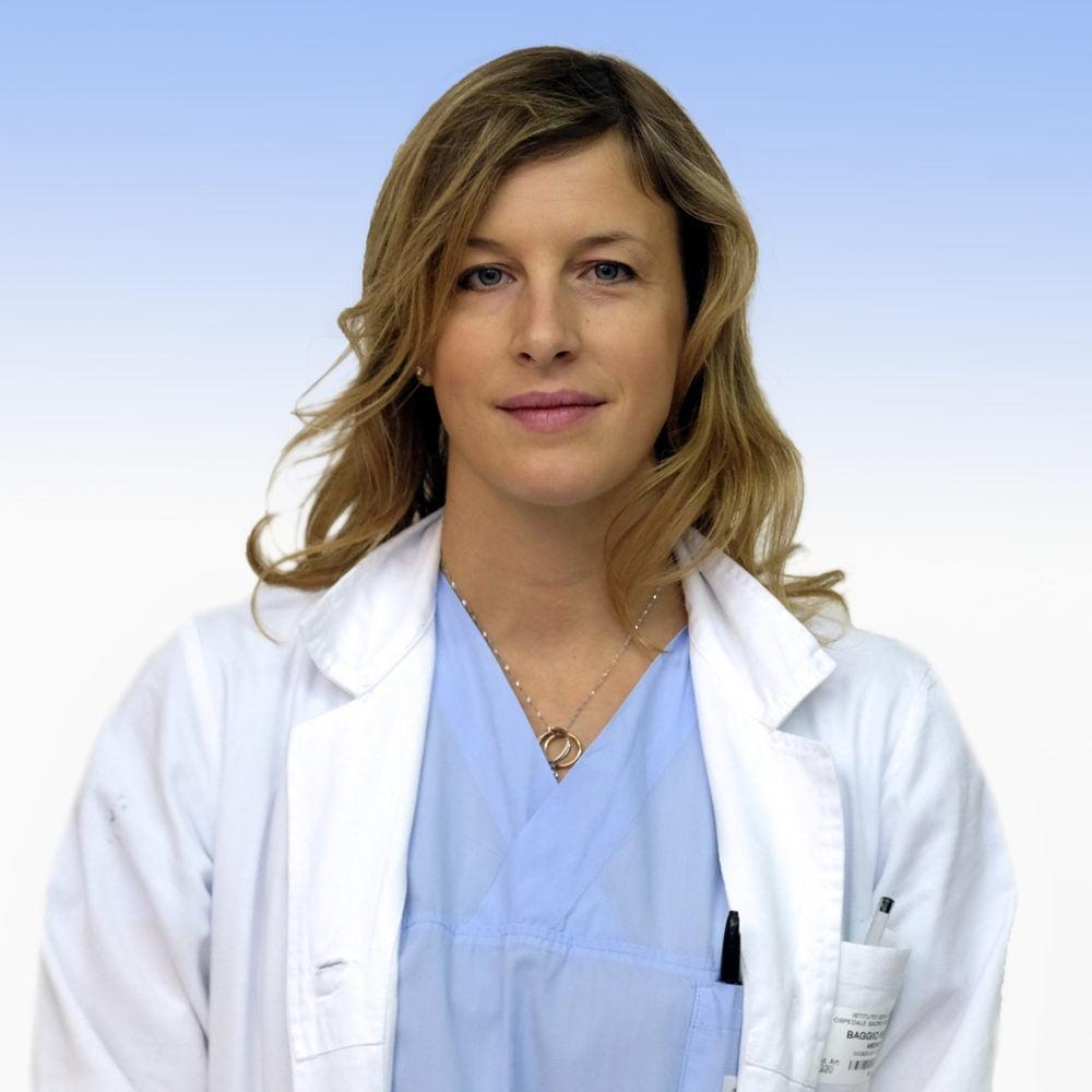 Silvia Baggio, ginecologa IRCCS Ospedale Sacro Cuore Don Calabria di Negrar