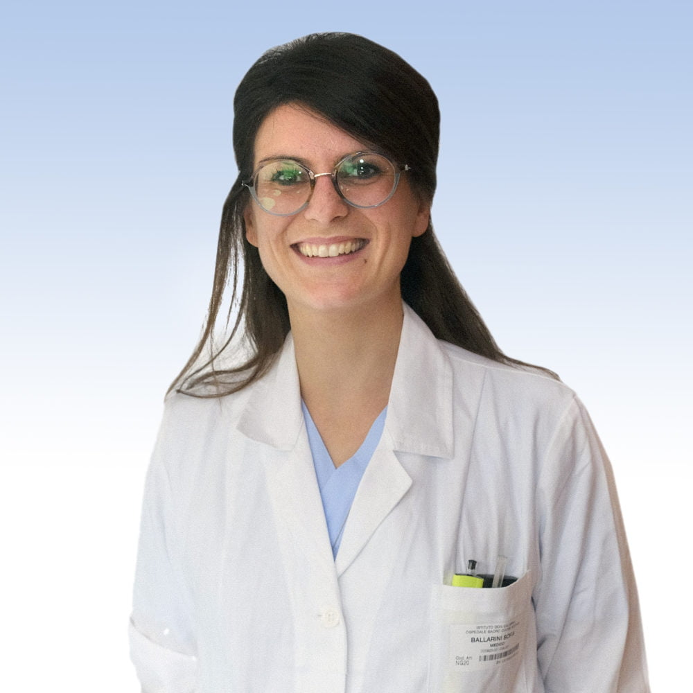 Sofia Ballarini, anestesista IRCCS Ospedale Sacro Cuore Don Calabria di Negrar