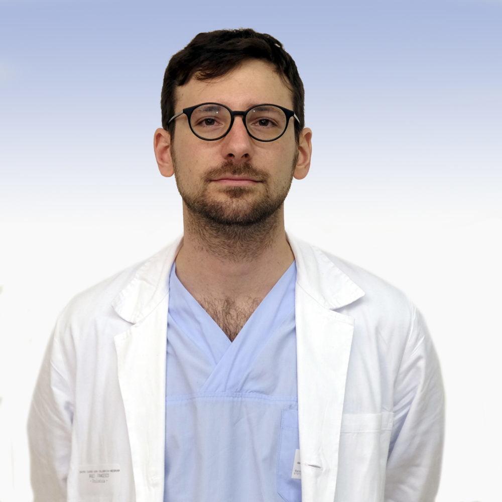 Francesco Bauci, oculista IRCCS Ospedale Sacro Cuore Don Calabria di Negrar