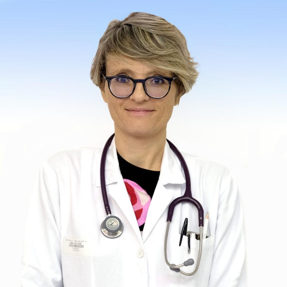 Anna Beltrame, infettivologa IRCCS Ospedale Sacro Cuore Don Calabria di Negrar