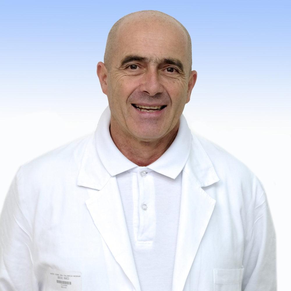 Marco Benini, responsabile dell'Endoscopia Digestiva IRCCS Ospedale Sacro Cuore Don Calabria di Negrar