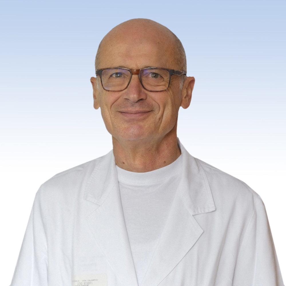Zeno Bisoffi, direttore Dipartimento di Malattie Infettive e Tropicali e Microbiologia IRCCS Sacro Cuore Don Calabria di Negrar