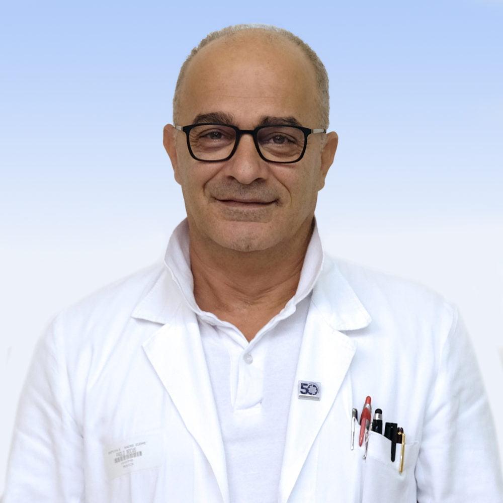 Paolo Bocus, gastroenterologo IRCCS Ospedale Sacro Cuore Don Calaabria di Negrar