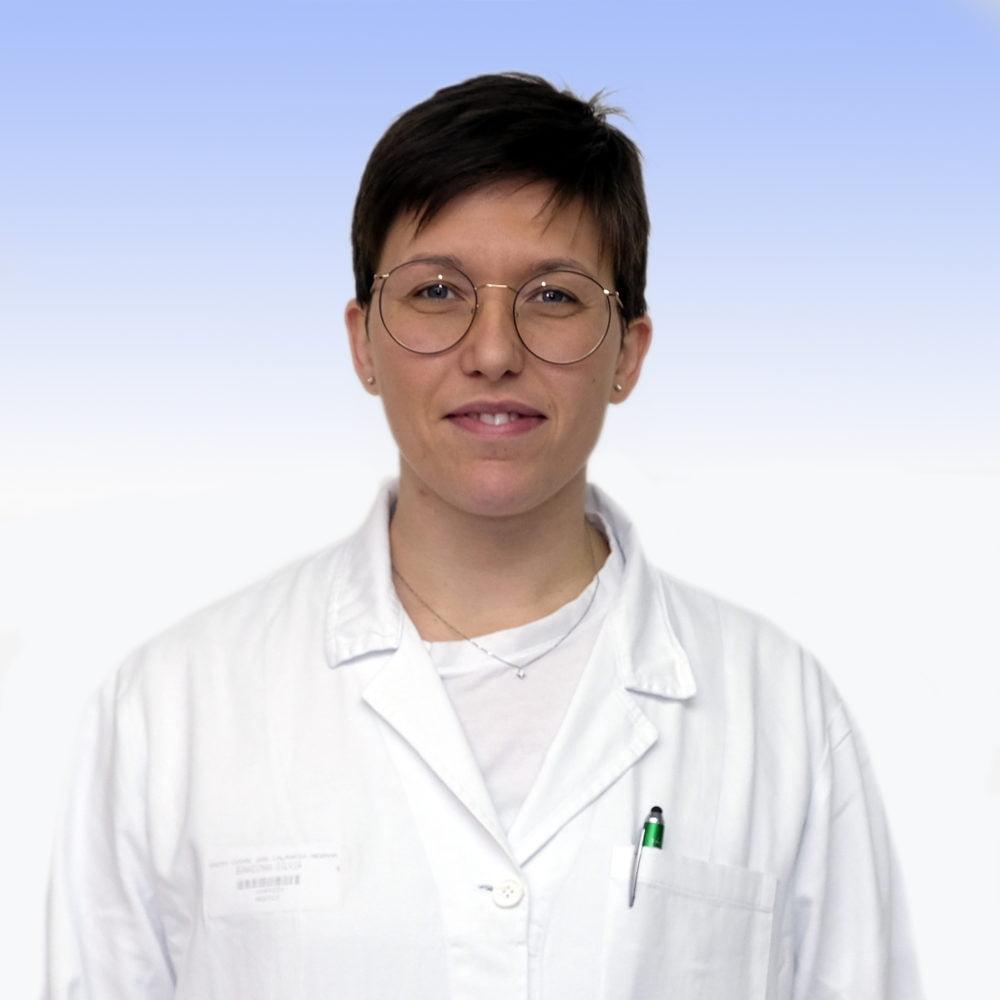 Silvia Bonadimam, fisiatra IRCCS Ospedale Sacro Cuore Don Calabria di Negrar
