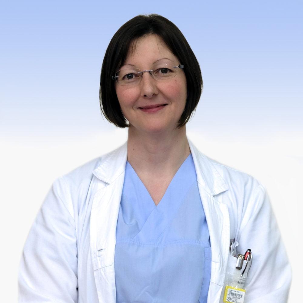 Letizia Boninsegna, chirurgo IRCCS Ospedale Sacro Cuore Don Calabria di Negrar