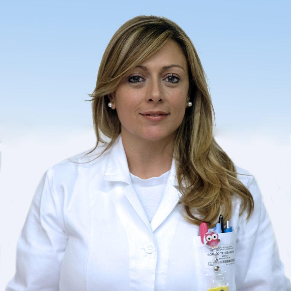 Maria Teresa Borino, radiologa IRCCS Ospedale Sacro Cuore Don Calabria di Negrar