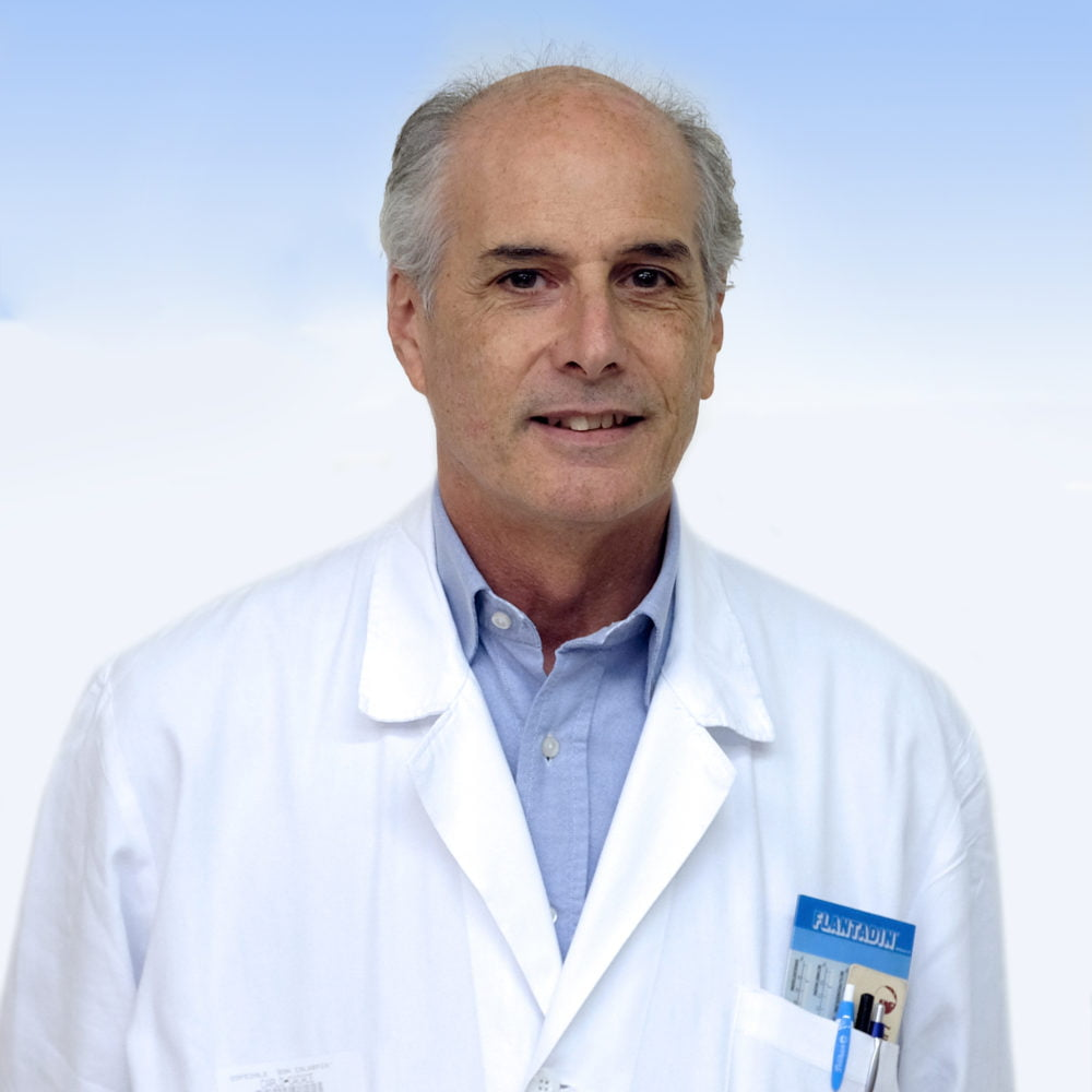 Calo Cacace, geriatra dell'IRCCS Ospedale Sacro Cuore Don Calabria di Negrar