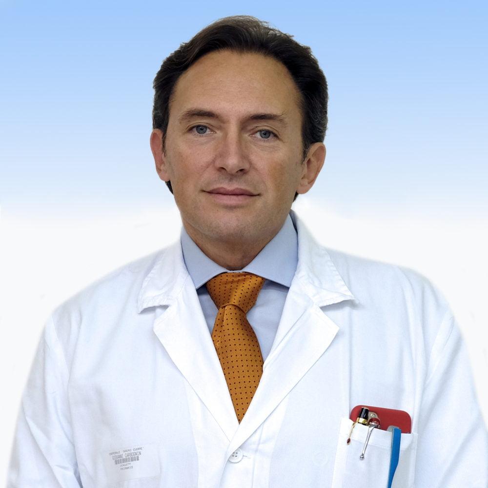 Giovanni Carbognin, direttore Radiologia IRCCS Ospedale Sacro Cuore Don Calabria di Negrar