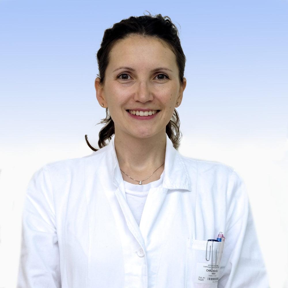 Michela Carli, ginecologa IRCCS Ospedale Sacro Cuore Don Calabria di Negrar