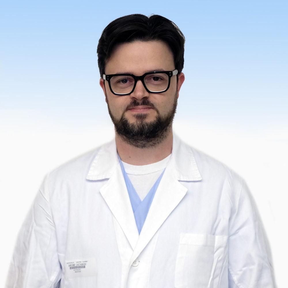 Damiano Castagnini, anestesista IRCCS Ospedale Sacro Cuore Don Calabria di Negrar