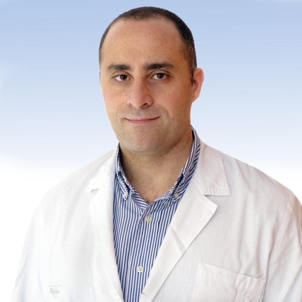 Carmelo Cicciò, radiologo IRCCS Ospedale Sacro Cuore Don Calabria di Negrar