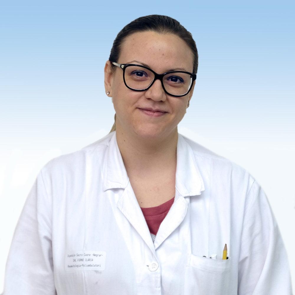 Ilaria Dal Forno, reumatologa IRCCS Ospedale Sacro Cuore Don Calabria di Negrar