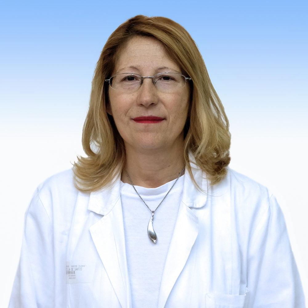 Cecilia De Santis, radiologo IRCCS Ospedale Sacro Cuore Don Calabria