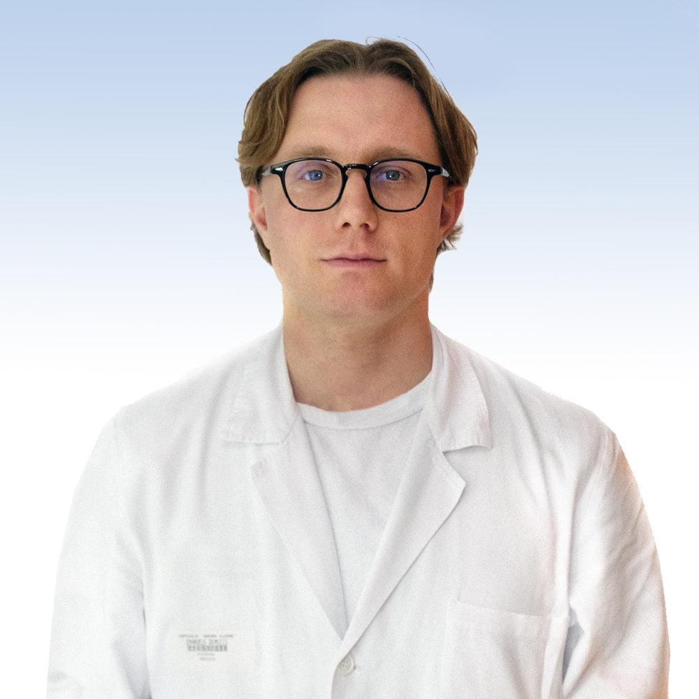 Emanuele Demozzi, radiologo IRCCS Ospedale Sacro Cuore Don Calabria di Negrar