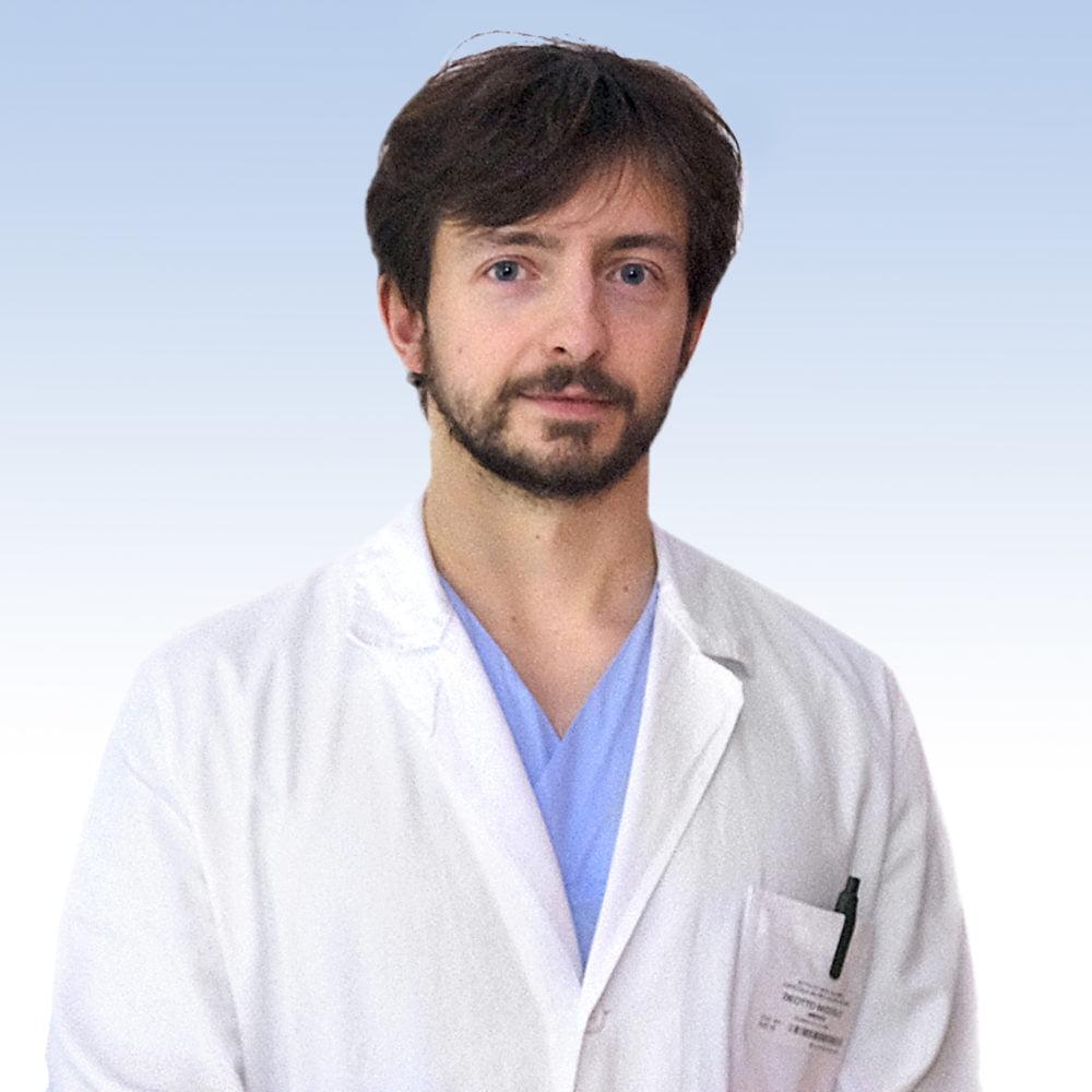 Nicolò Deotto, oculista IRCCS Ospedale Sacro Cuore Don Calabria di Negrar