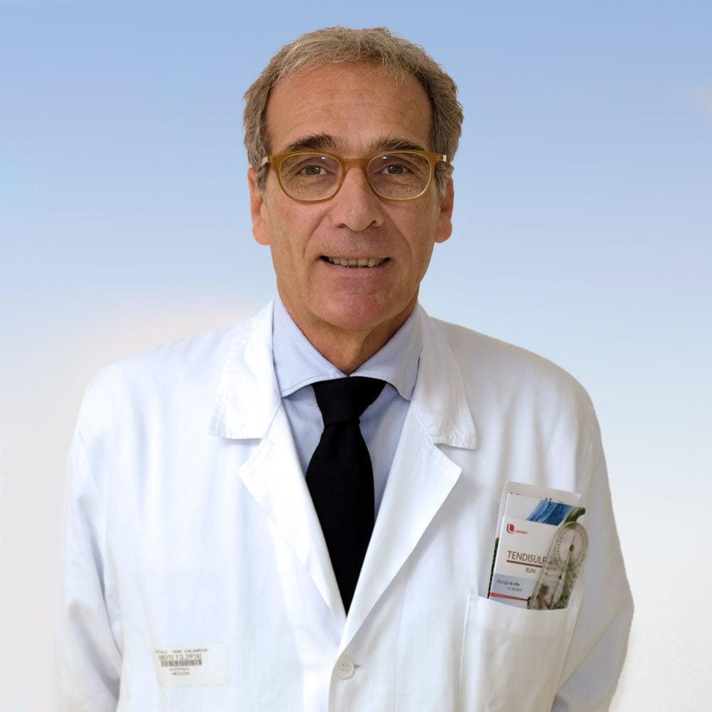 Roberto Filippini, direttore Medicina dello Sport