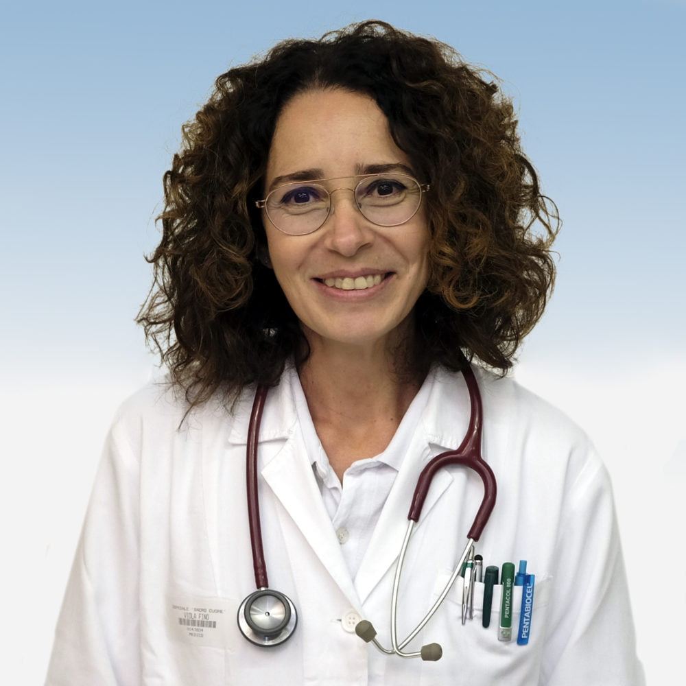 Viola Fino, gastroenterologa IRCCS Ospedale Sacro Cuore Don Calabria di Negrar