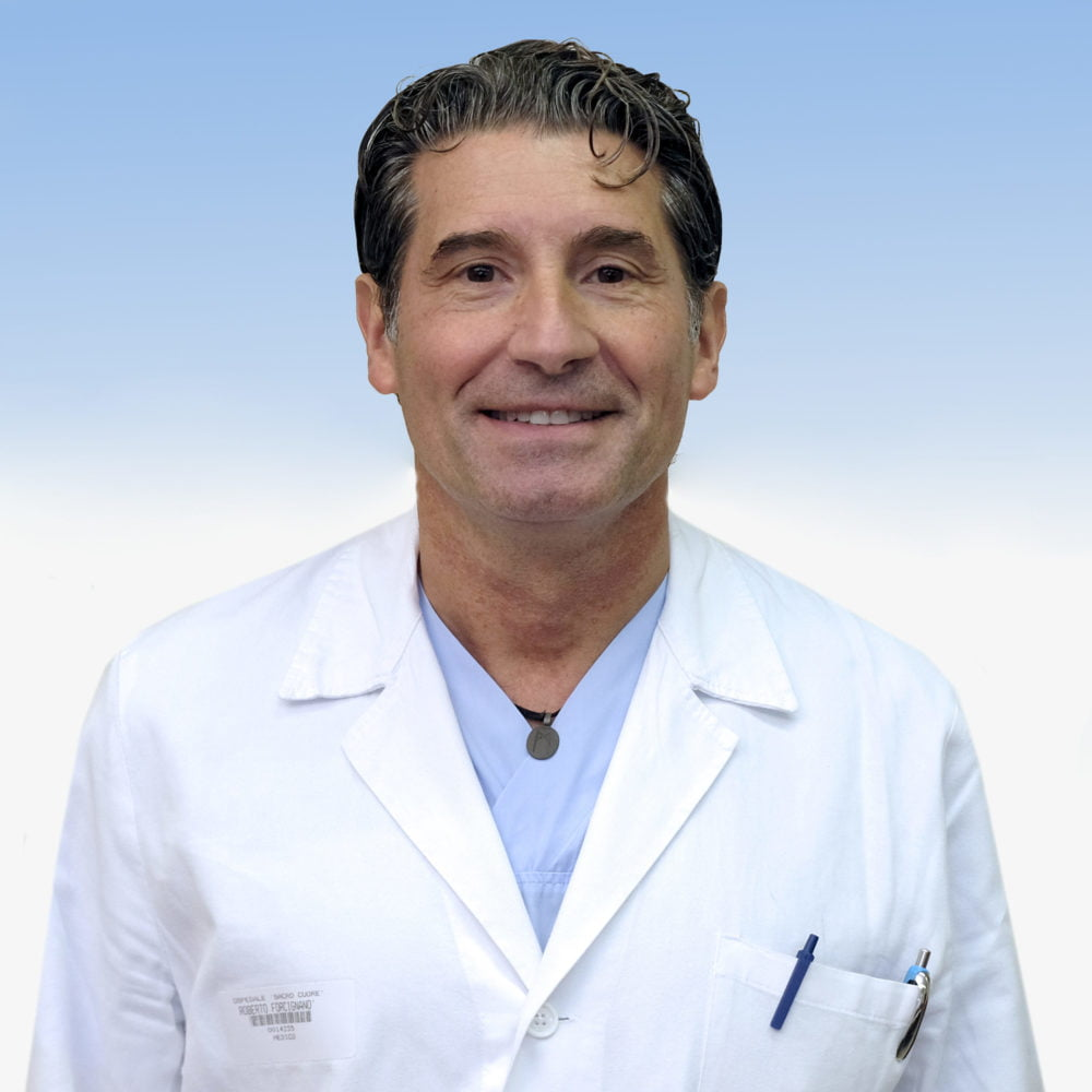 Roberto Forcignanò, chirurgo plastico Irccs Ospedale Sacro Cuore Don Calabria di Negrar