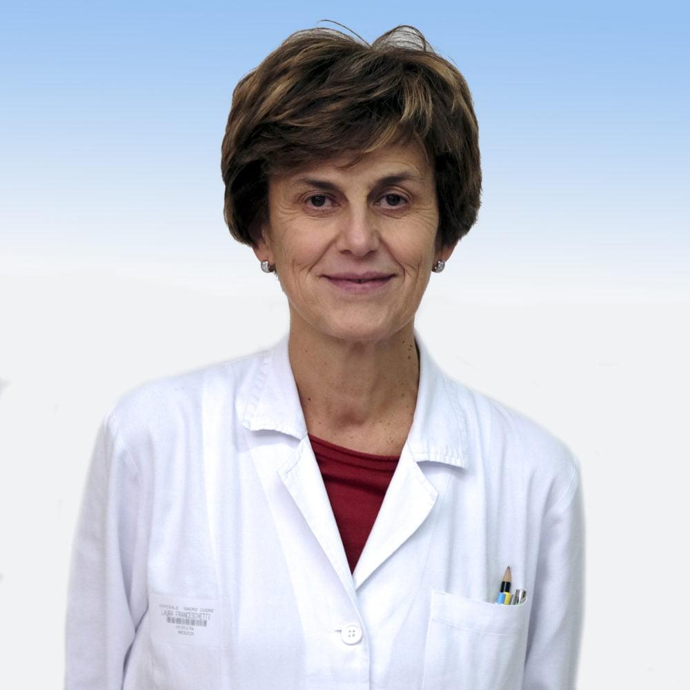 Laura Franceschetti, oculista IRCCS Ospedale Sacro Cuore Don Calabria di Negrar