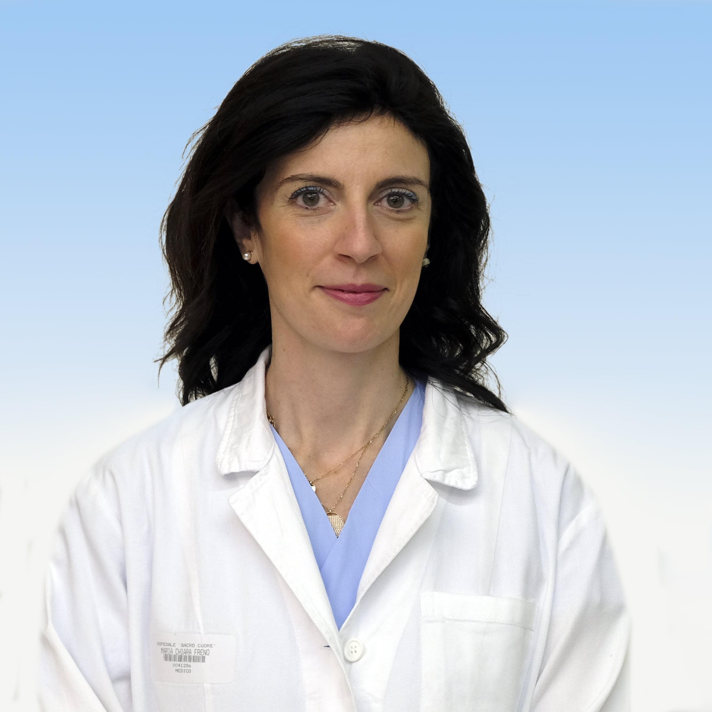 Chiara Freno, oculista IRCCS Ospedale Sacro Cuore Don Calabria di Negrar