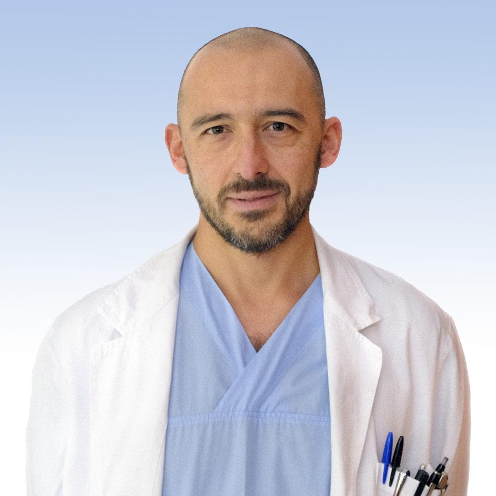 Luca Garriboli, chirurgo vascolare Irccs Ospedale Sacro Cuore Don Calabria di Negrar