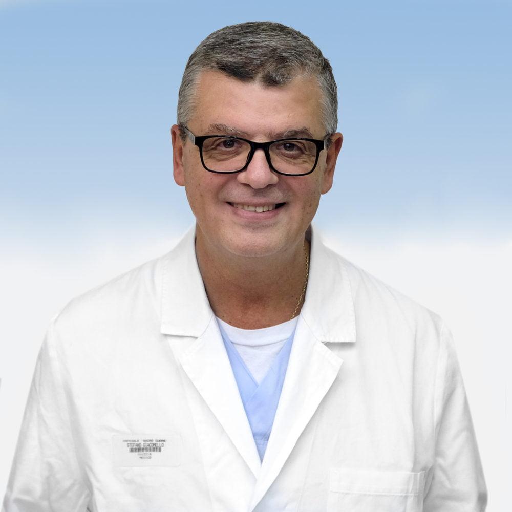 Stefano Giacomello, anestesista IRCCS Ospedale Sacro Cuore Don Calabria di Negrar
